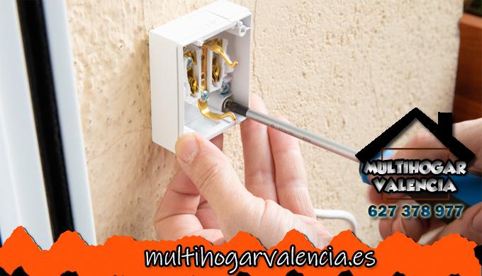 Electricistas la Pobla de Vallbona 24 horas